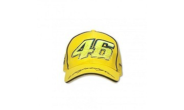 VR46 Official Merchandise Cappello VR46