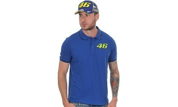 VR46 Official Merchandise Polo VR46