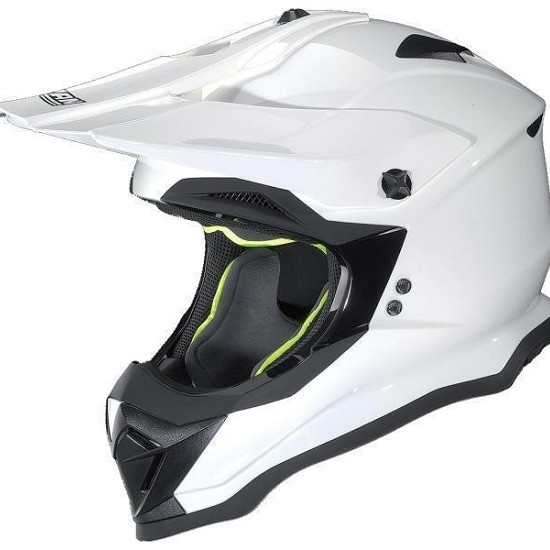 Caschi Caschi off-road Nolan N53 Pure White